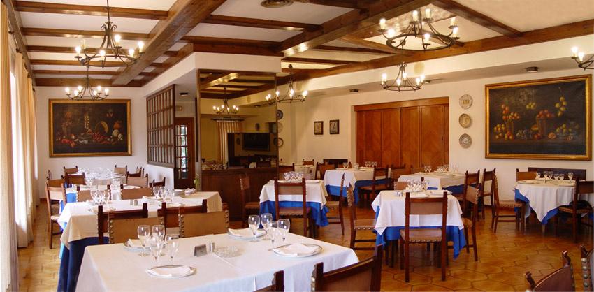 Restaurante Lazarillo de Tormes