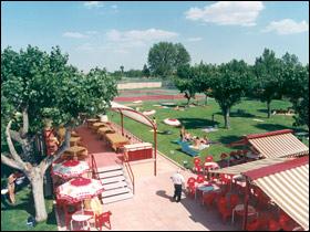 Terraza Hotel Regio