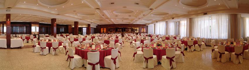 Salón Hotel Regio Salamanca
