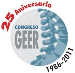 Congreso nacional de la sociedad para el estudio de las enfermedades del Raquis
