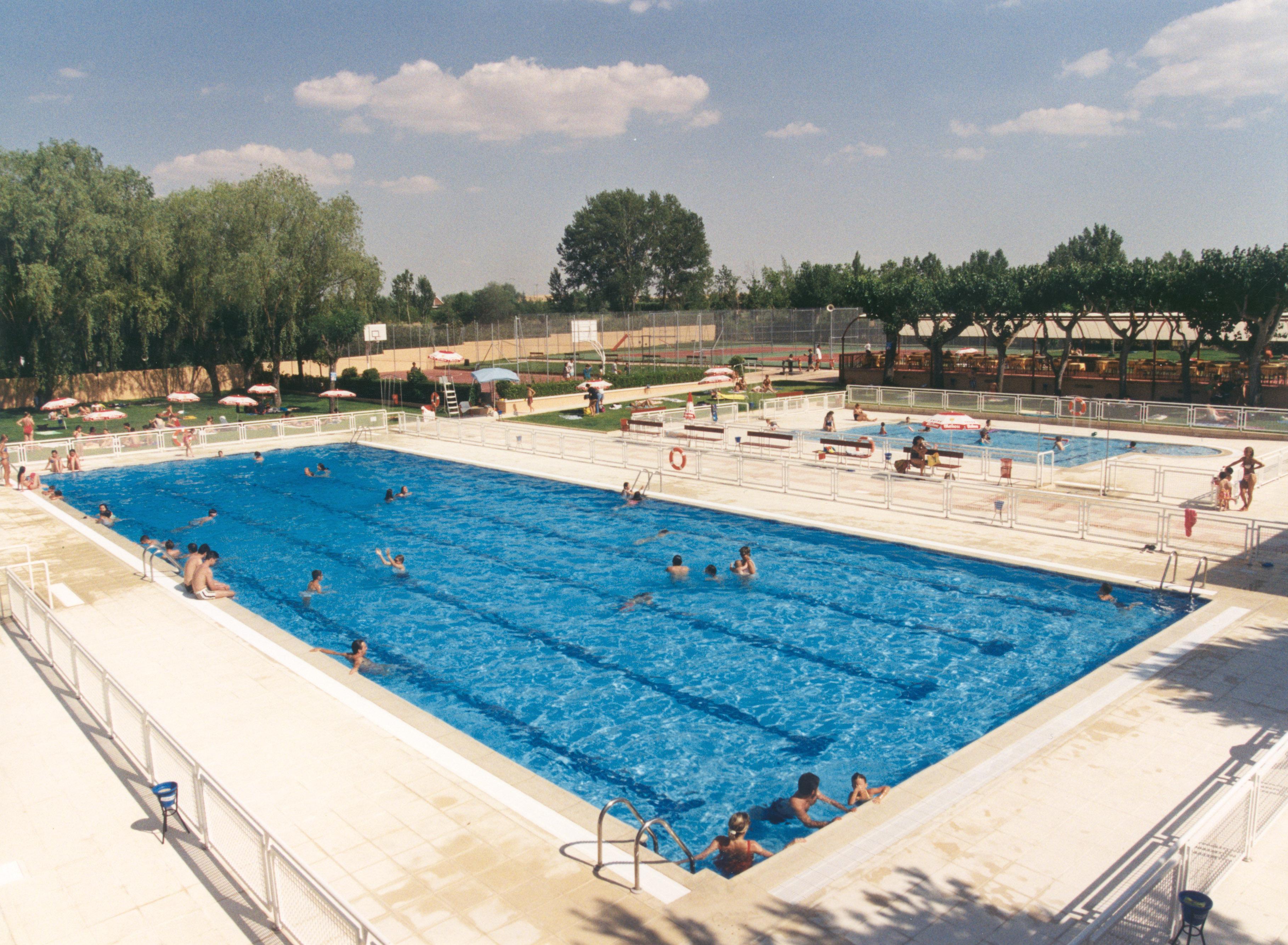 Las piscinas de Hotel Regio ya están abiertas