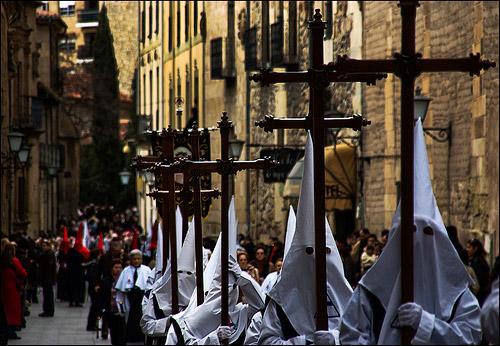 Semana Santa 2012 en Salamanca