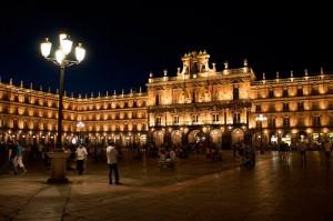 Salamanca, Agenda Cultural Agosto 2012