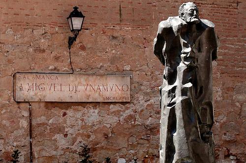 Exposición sobre la vida de Unamuno en Salamanca