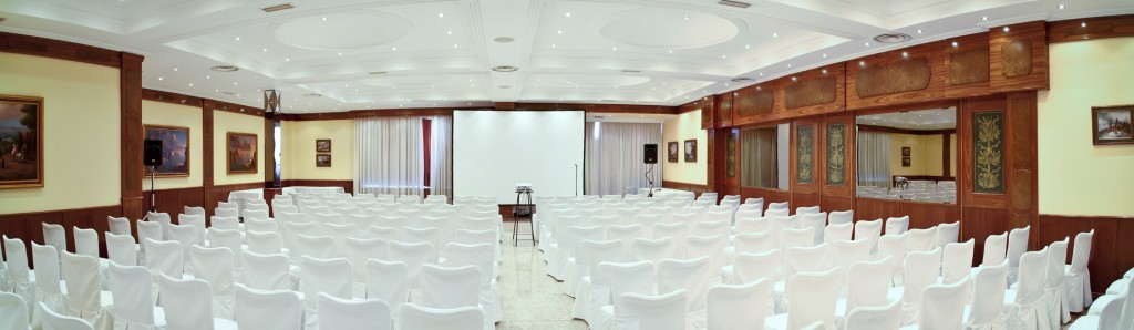 Salones para convenciones, congresos... en Salamanca