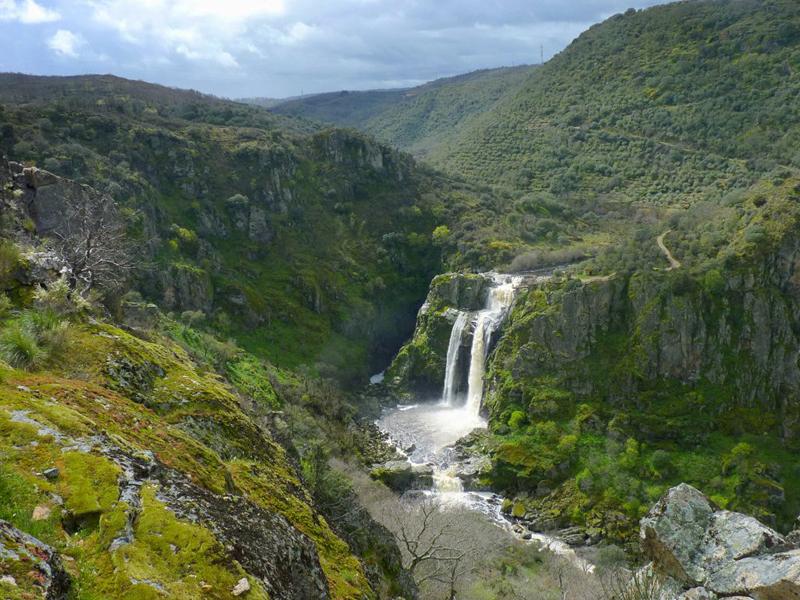 El Parque Natural de las Arribes del Duero