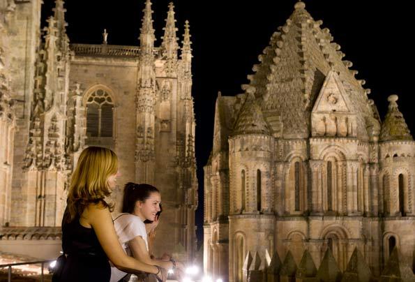 10 Lugares para una visita a Salamanca en familia