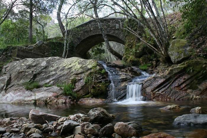 El Parque Natural de Las Batuecas en Salamanca