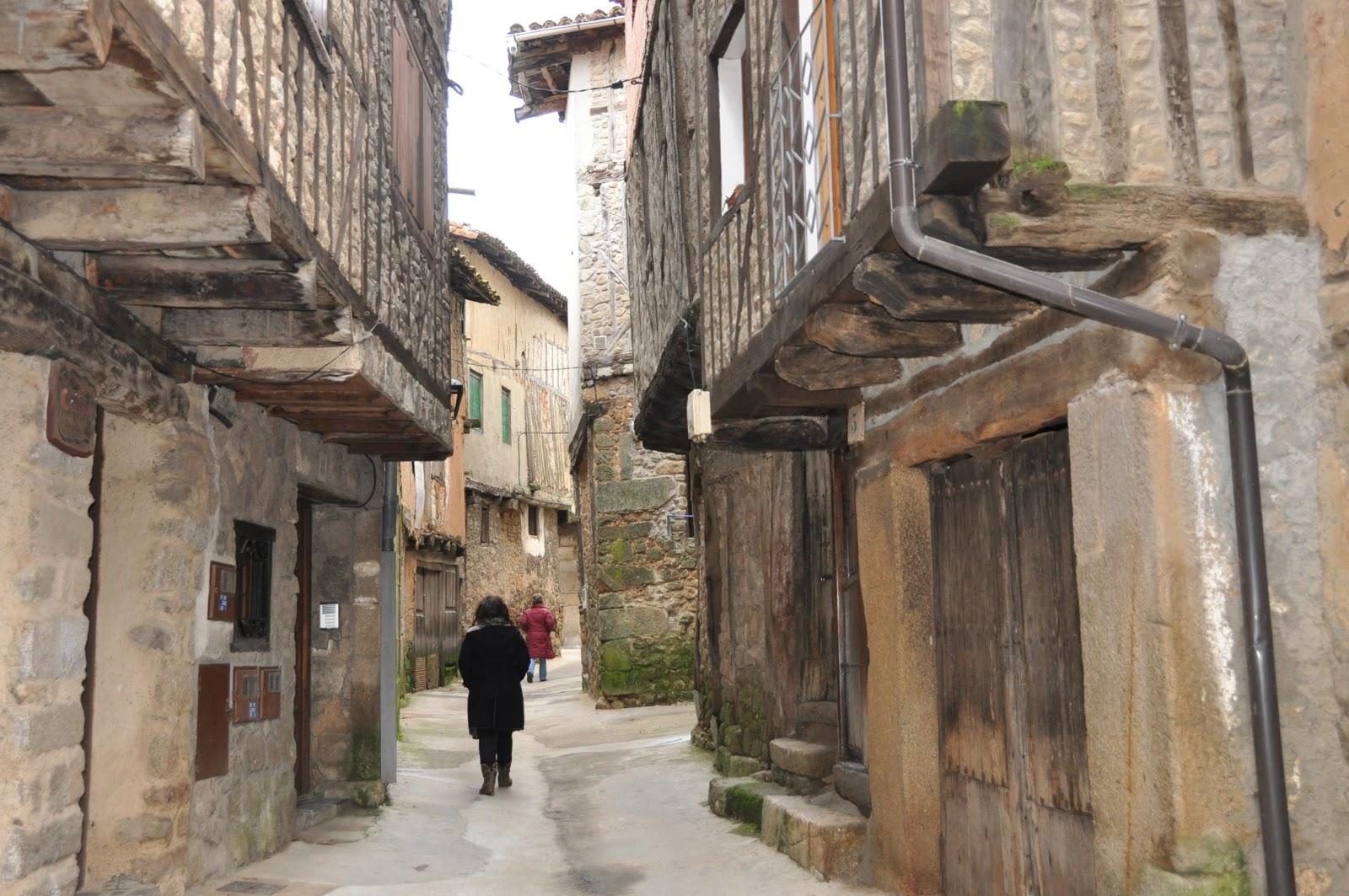 San Martín del Castañar: el pueblo más bonito de Salamanca