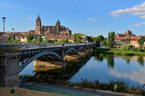 Ruta urbana por Salamanca