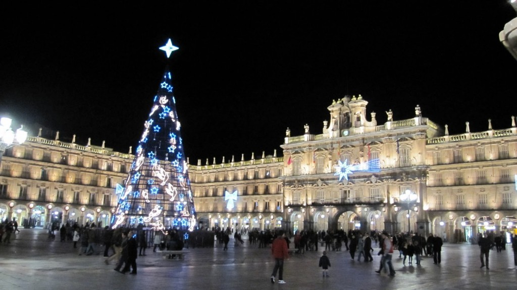 Salamanca en navidad