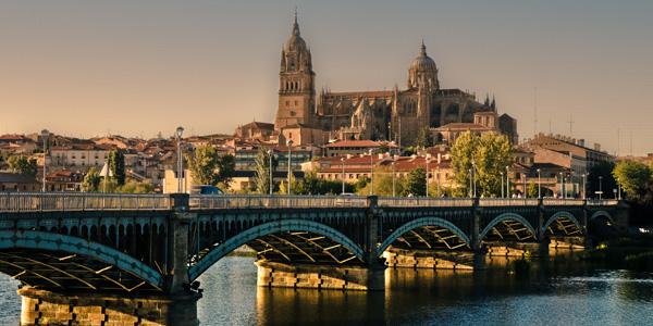Regala una escapada a Salamanca el Día del Padre