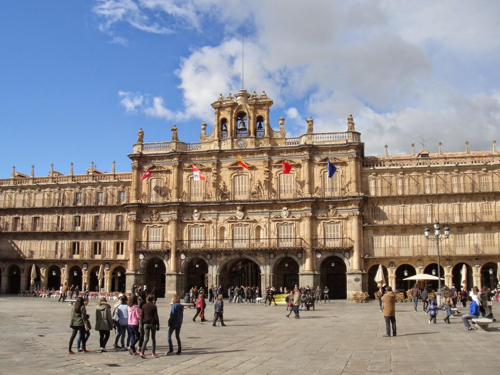 La Plaza Mayor de Salamanca: el emblema de la ciudad