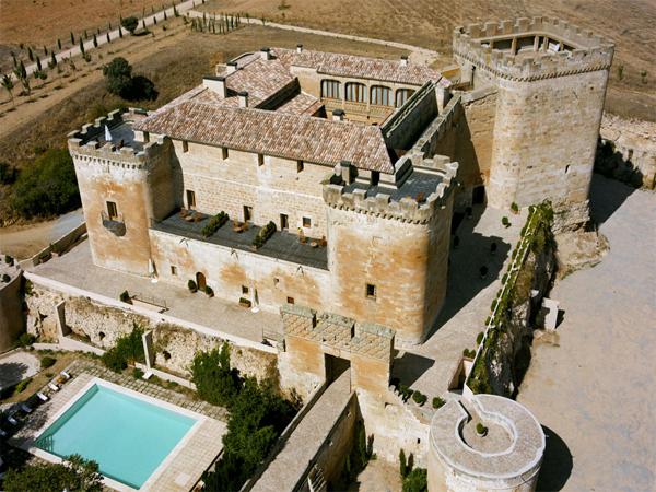 El Castillo del Buen Amor: el castillo encantado de Salamanca