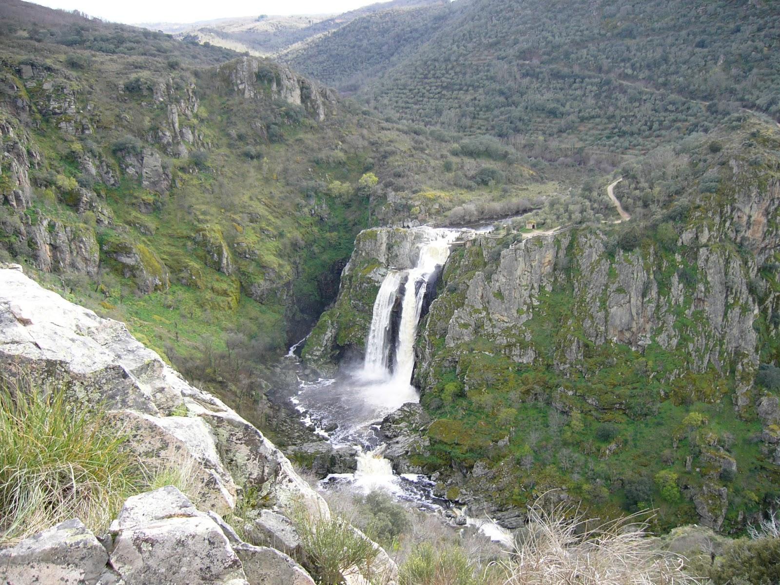 El Pozo de los Humos: uno de los parajes naturales más bellos de Salamanca