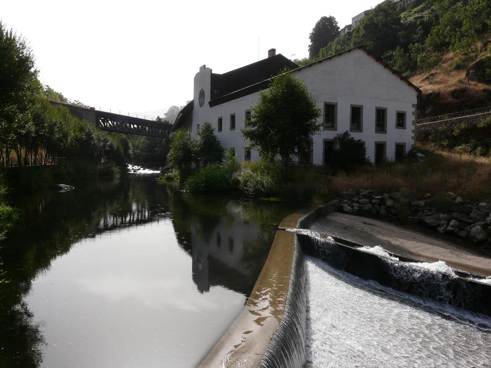 Ruta de las antiguas fábricas textiles de Béjar