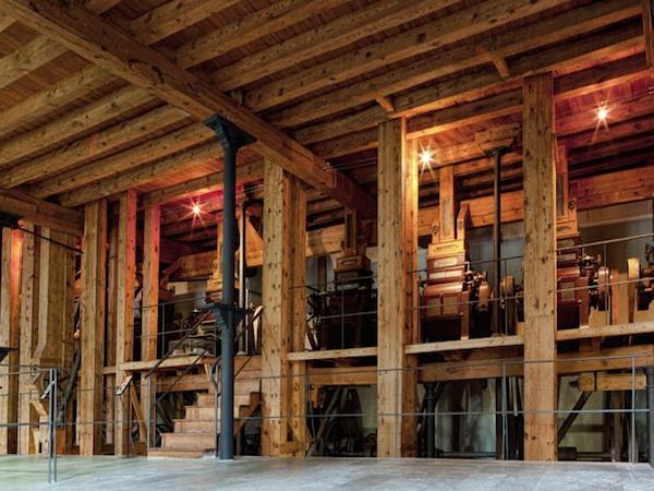 Visitando el Museo de la Fábrica de Harinas de Salamanca