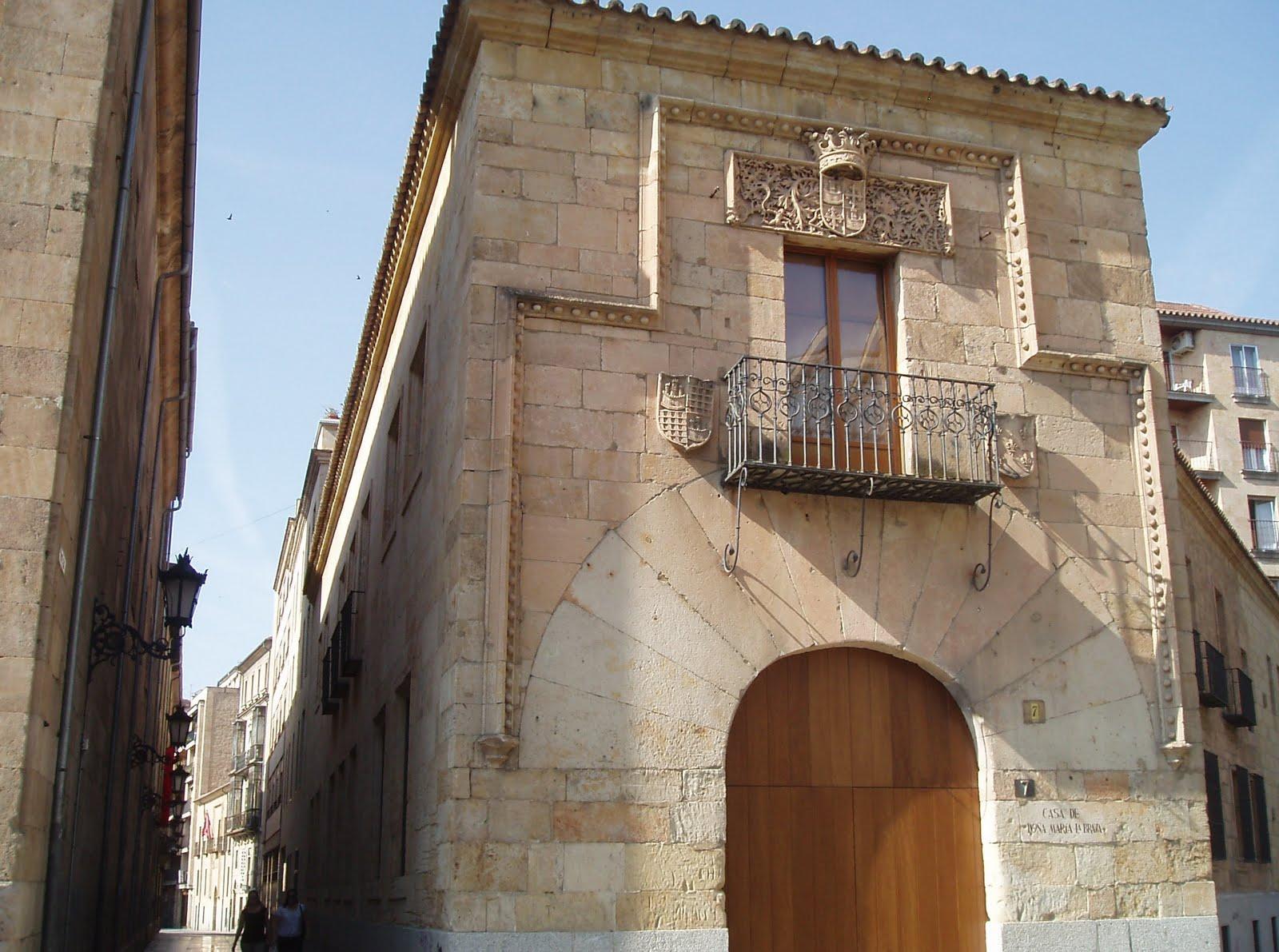 La Casa de Doña María la Brava y su trágica historia