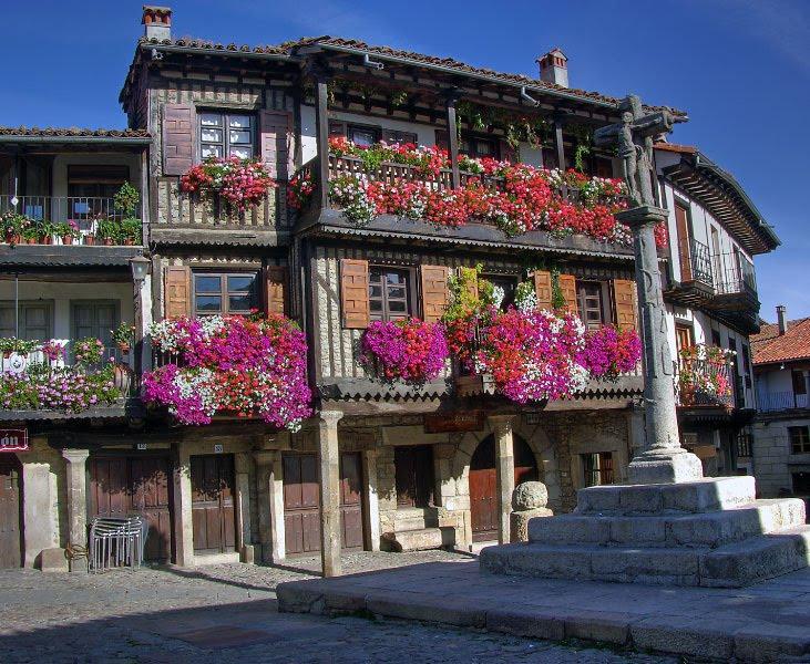 Ruta por los pueblos con más encanto de la Sierra de Francia (Salamanca)