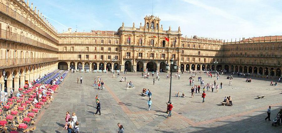 5 Razones para organizar un viaje a Salamanca