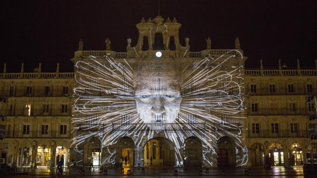 El Festival de Luz y Vanguardias de Salamanca