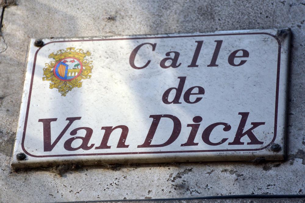 Van Dyck, la mejor zona para comer barato en Salamanca