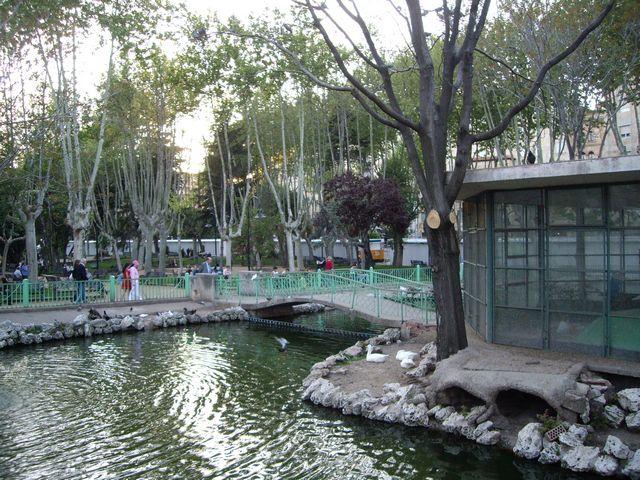 parques y jardines de Salamanca