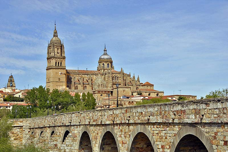 Top 5 Recomendaciones para viajar a Salamanca