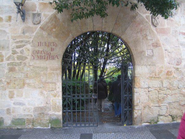 Ruta por los lugares más literarios de Salamanca