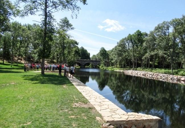Las mejores piscinas naturales de salamanca hoteles en for Piscinas naturales buitrago