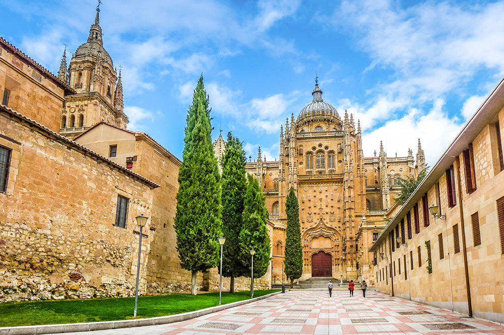 Salamanca en tres días
