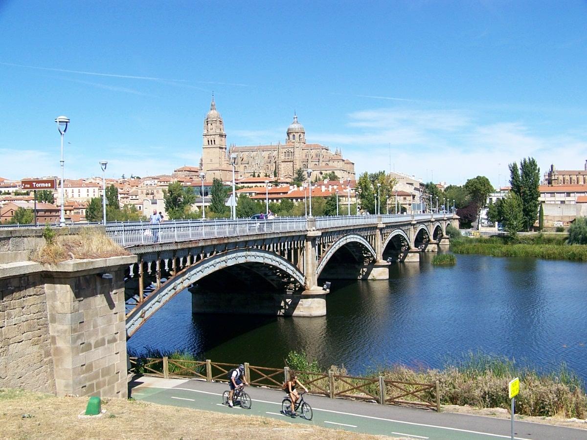 Ruta por los edificios modernistas de Salamanca