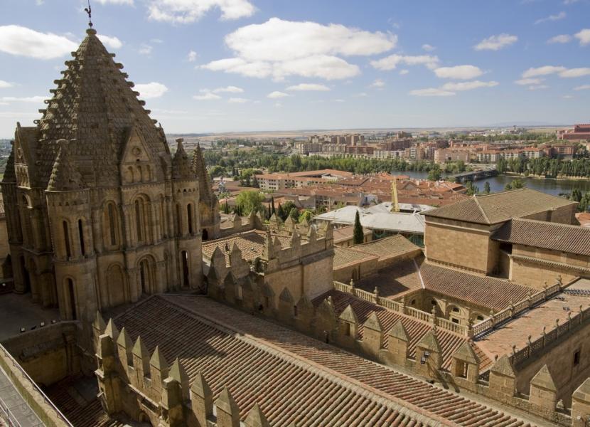 Las mejores vistas de Salamanca desde las alturas
