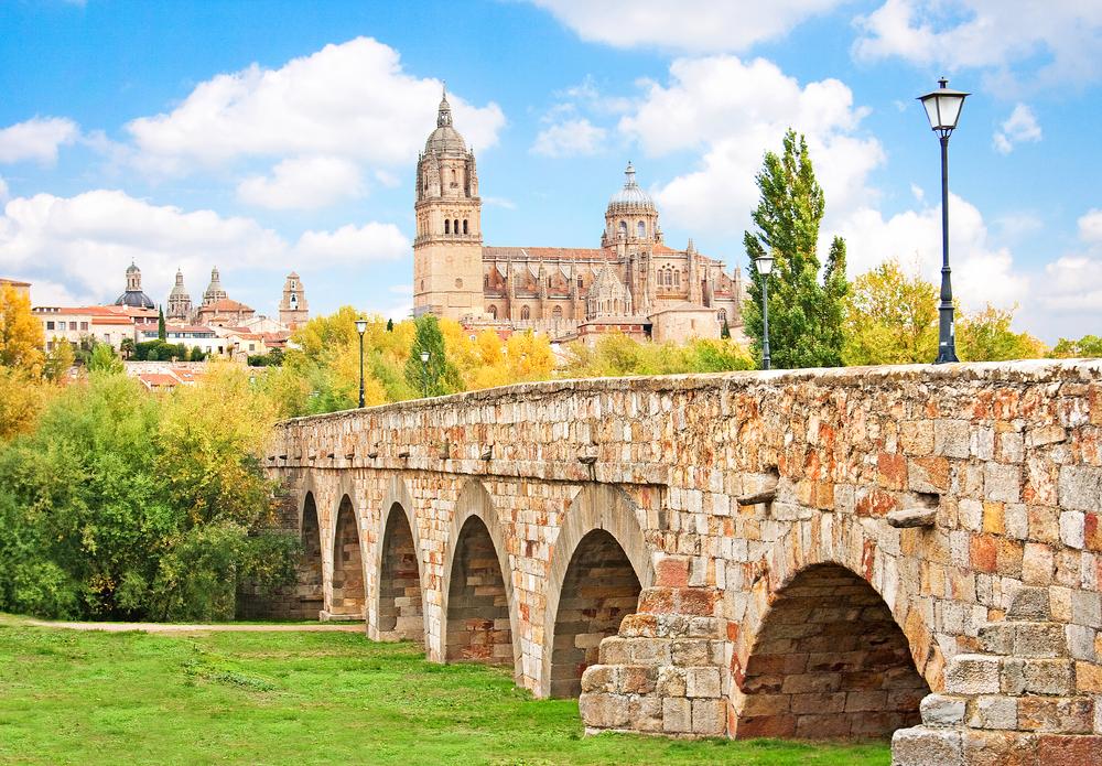 Camino de Santiago en Salamanca