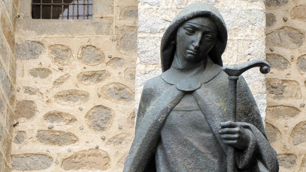 Salamanca: siguiendo las huellas de Santa Teresa