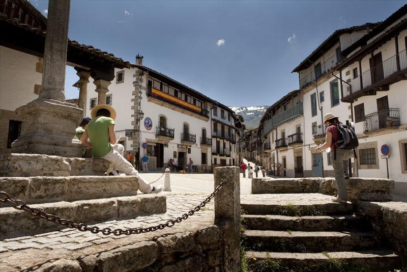 Ruta por los Conjuntos Históricos de Salamanca