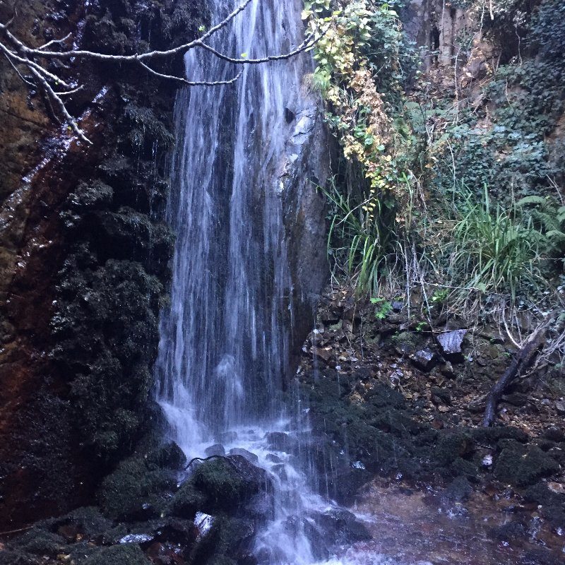 cascada de Jigareo