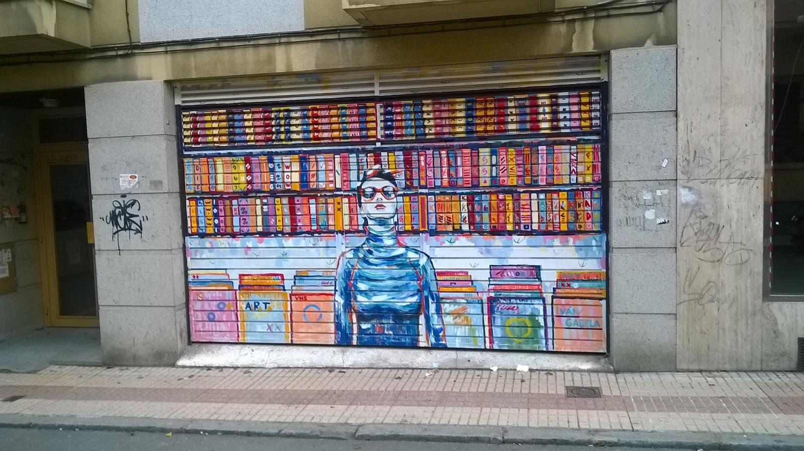 Barrio del Oeste: la galería de arte más grande de Salamanca