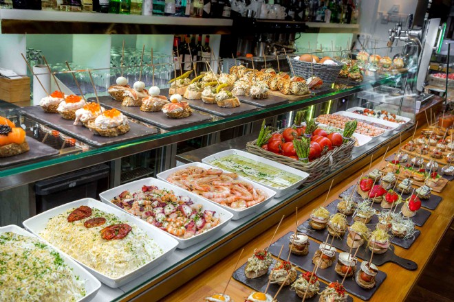 Las mejores zonas de tapas y de copas de Salamanca