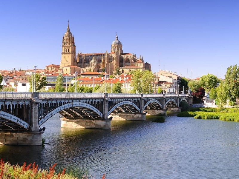 Las mejores rutas para conocer Salamanca