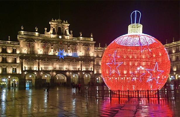 Navidad en Salamanca 2017
