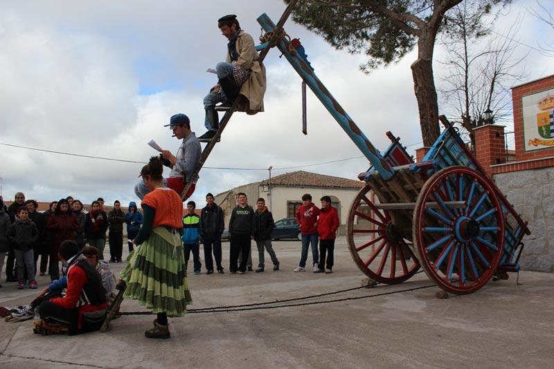 Curiosas tradiciones navideñas de la provincia de Salamanca