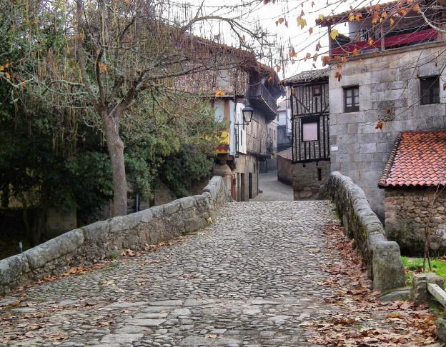 Pueblos con encanto que no debes perderte en Salamanca