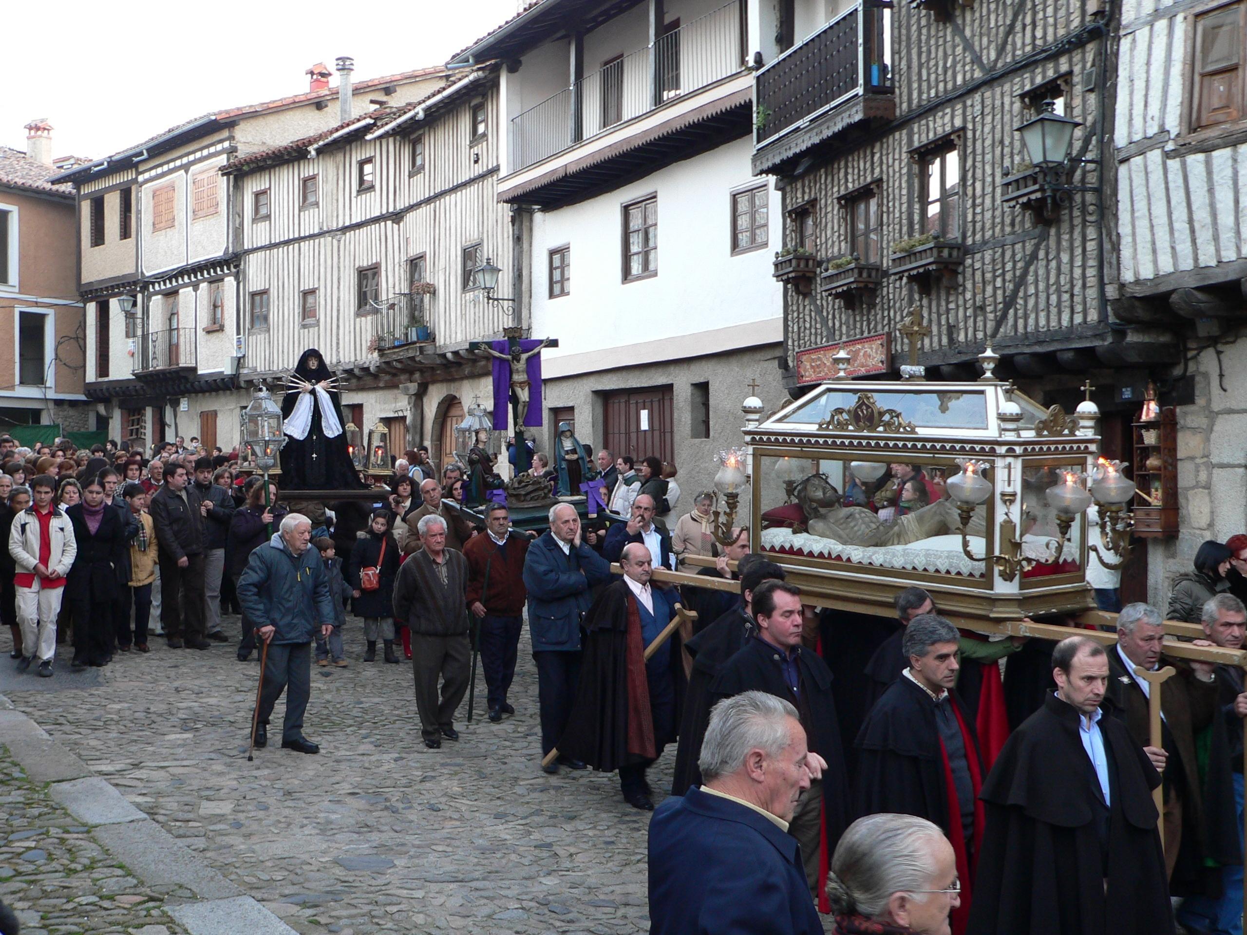 La Semana Santa en los pueblos de Salamanca