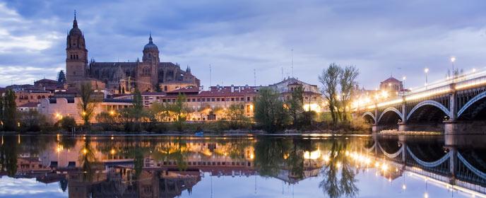 Celebra San Valentín en Salamanca con Hotel Regio