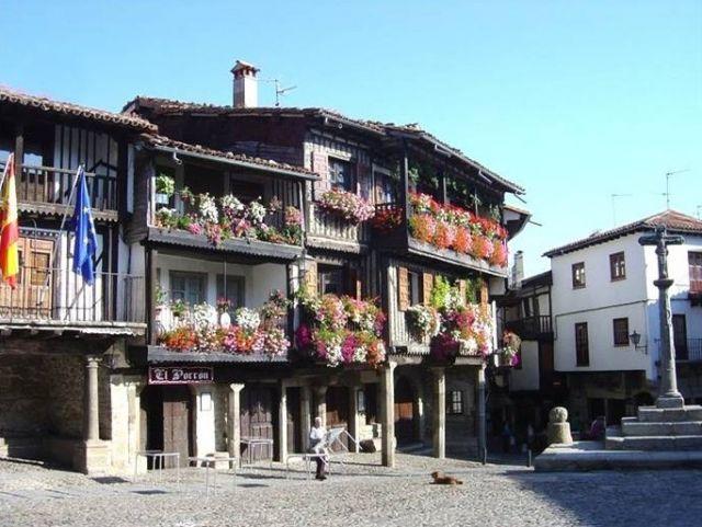 La Alberca y otros de los pueblos más bellos de la Sierra de Francia