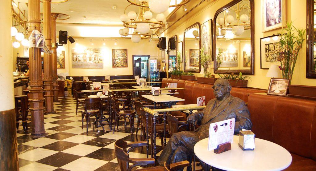 cafeterías y bares con encanto en Salamanca