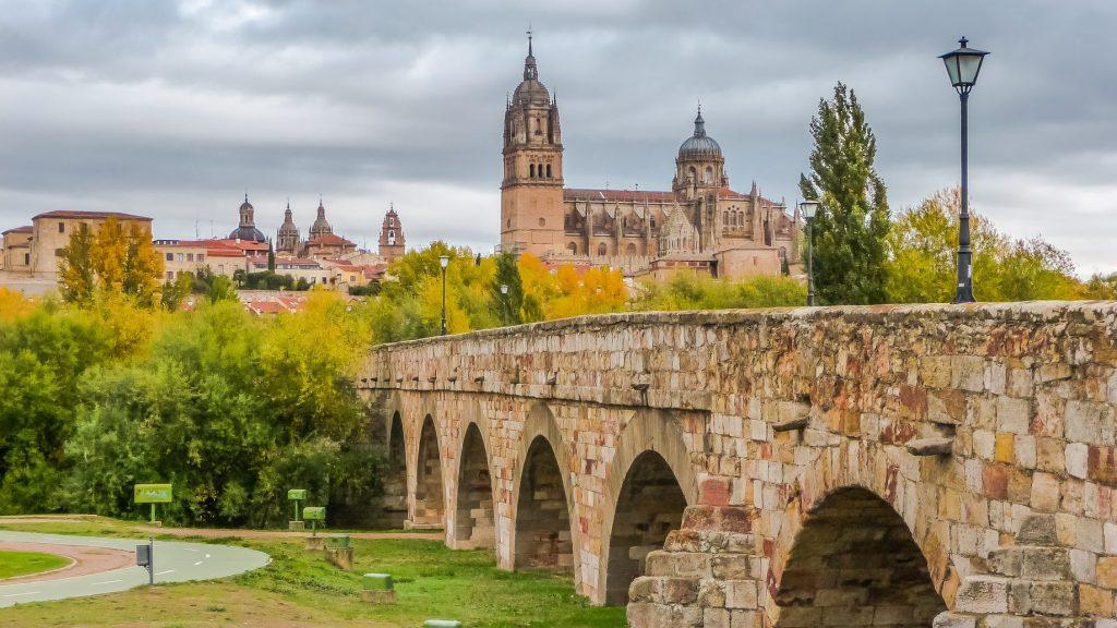 planes diferentes en Salamanca