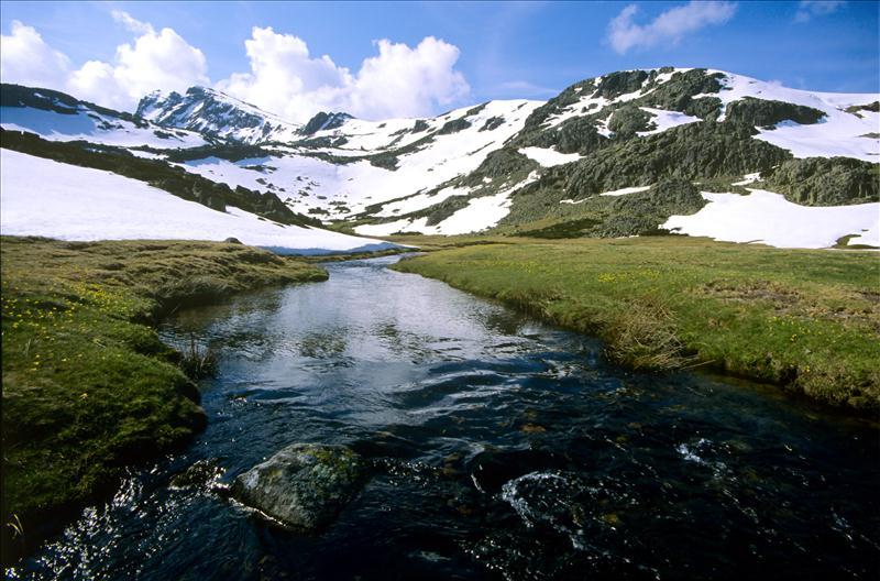 La Sierra de Candelario: entre crestas y circos glaciares