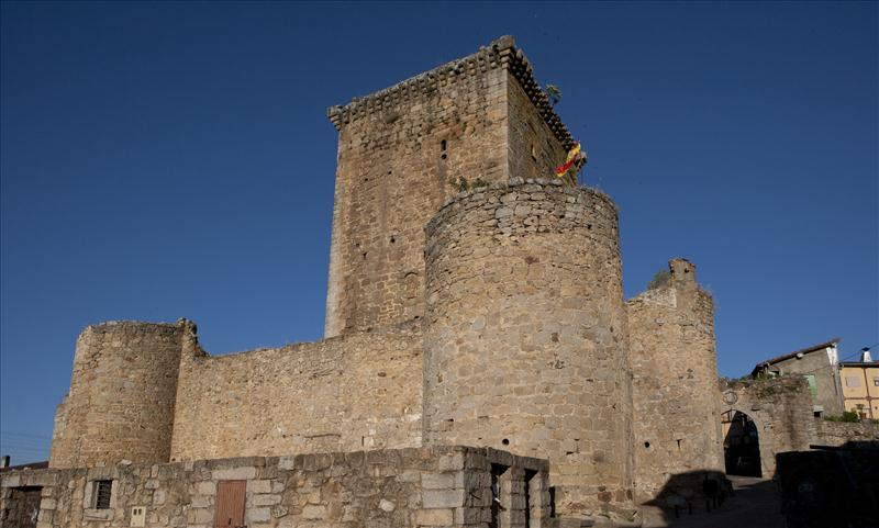 ruta por los castillos de la Sierra de Francia